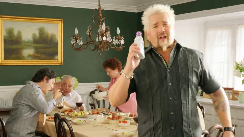 Rolaids TV Spot, 'Spicy Meat Sauce' Featuring Guy Fieri - Screenshot 4