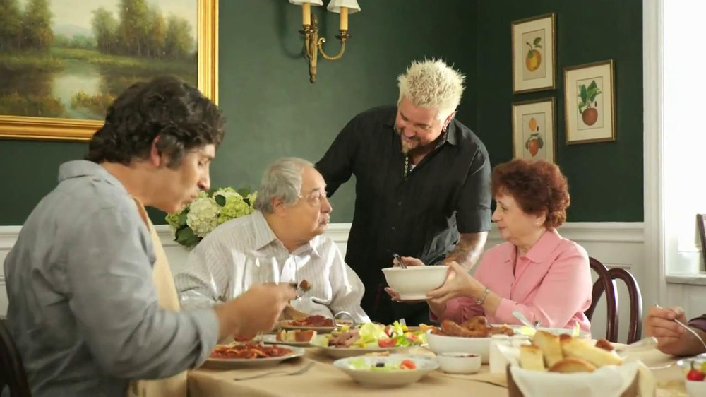 Rolaids TV Spot, 'Spicy Meat Sauce' Featuring Guy Fieri - Screenshot 9