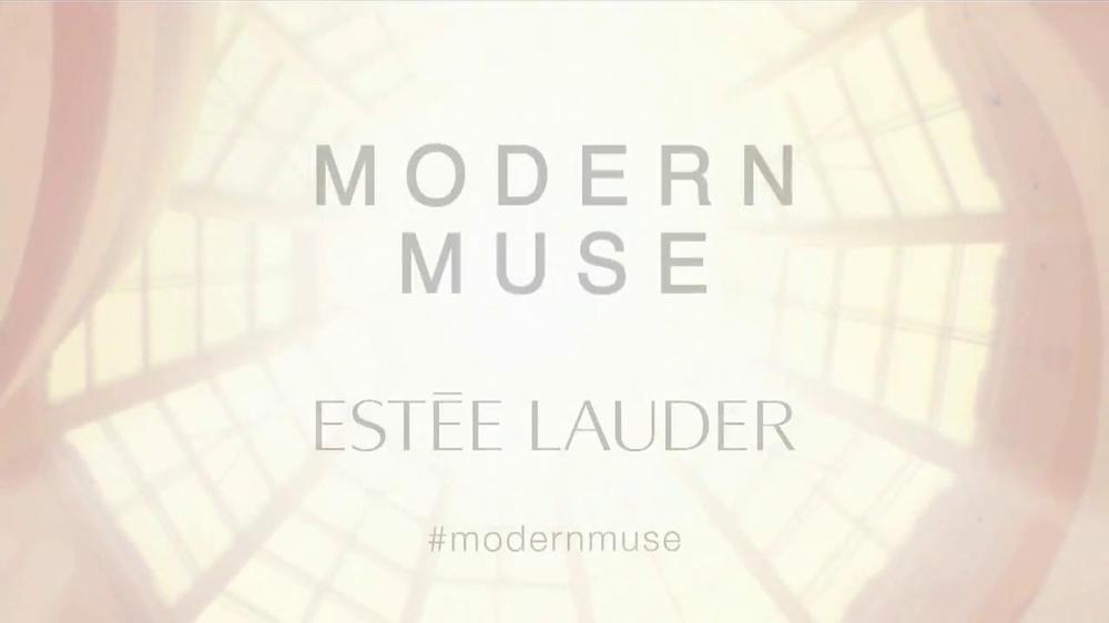 Estee Lauder Modern Muse TV Spot, 'Be an Inspiration' Song by Bruno Mars - Screenshot 8