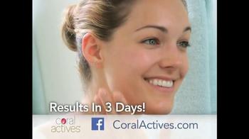 CoralActives TV Spot