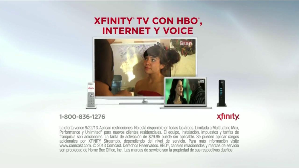 Xfinity Tv Ad Xfinity TV Con HBO, In...