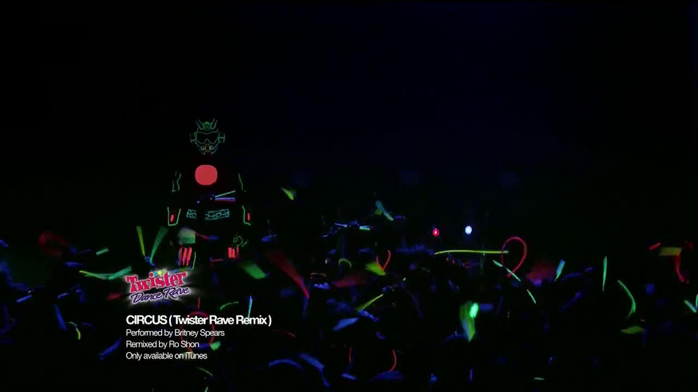 twister dance rave game instructions