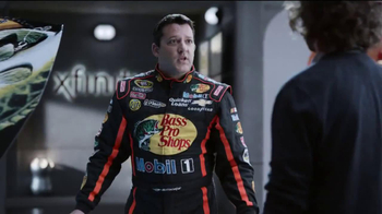 XFINITY X1 Triple Play TV Spot, 'Triple the Speed' Featuring Tony Stewart - 281 commercial airings