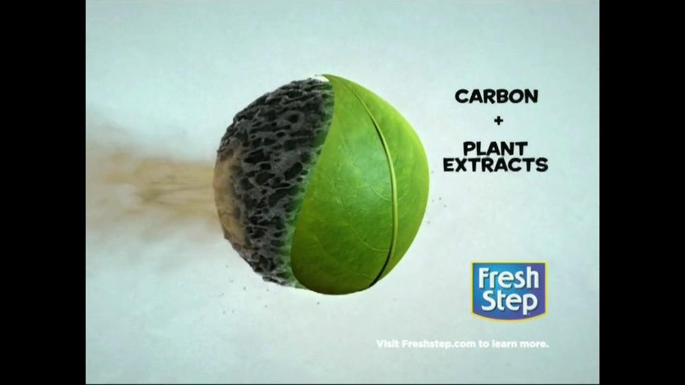 Fresh Step Triple Action TV Spot, 'Remote-Control Car' - Screenshot 10