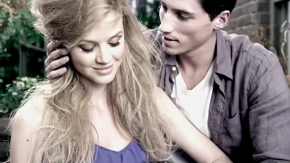 Garnier Fructis Commercial 2013 Models Hairstyle | apexwallpapers.com