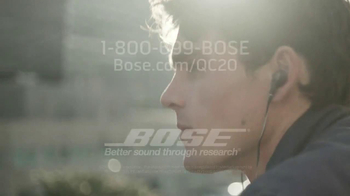 Bose QuietComfort 20 TV Spot, Song by Leagues - Thumbnail 9