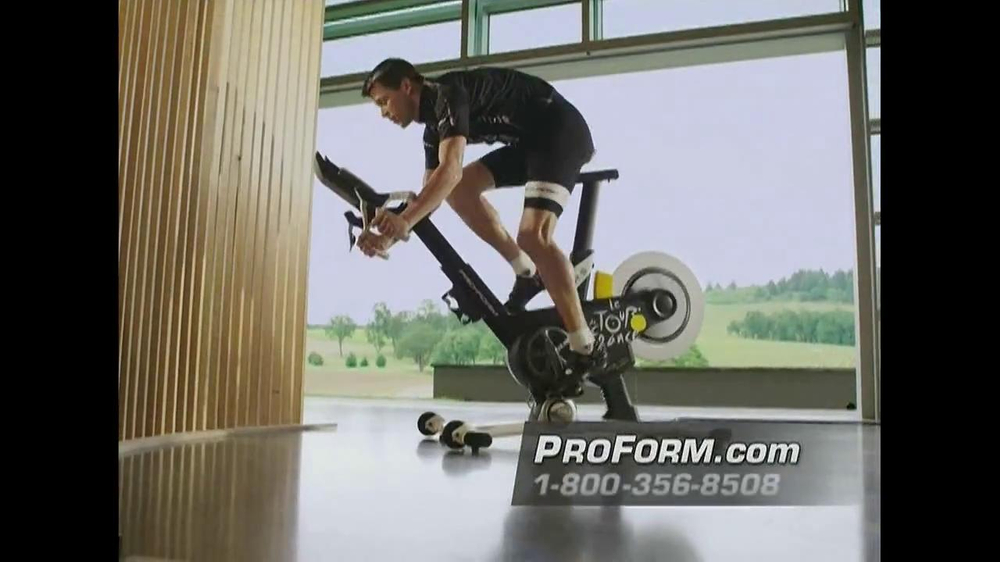 Pro-Form TDF Centennial TV Spot, 'Passion'