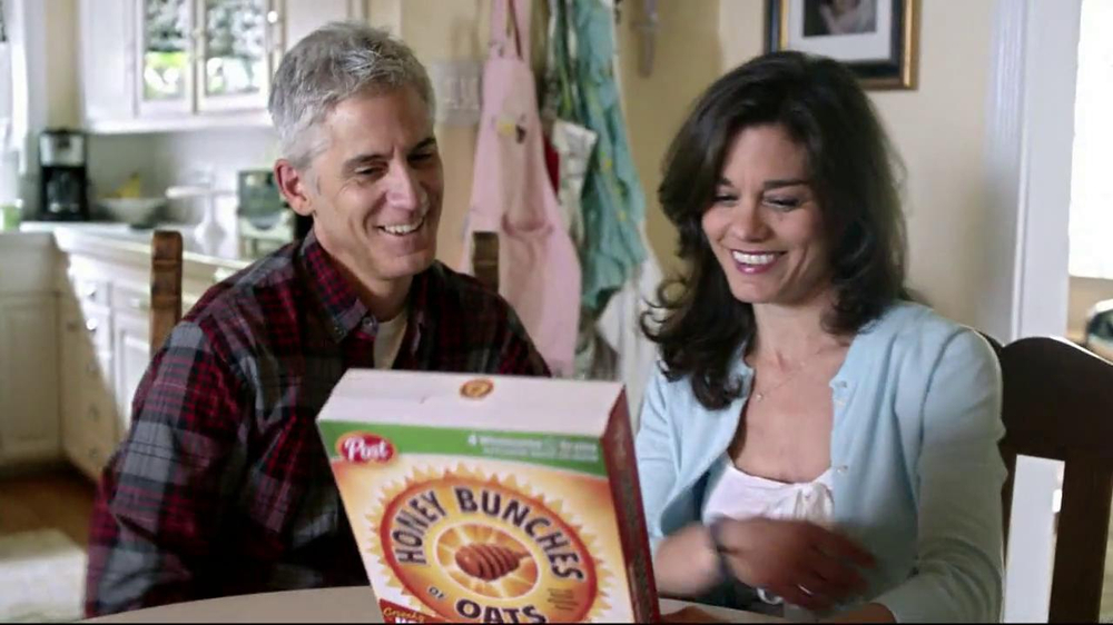 Post Foods Honey Bunches of Oats TV Spot - Screenshot 3