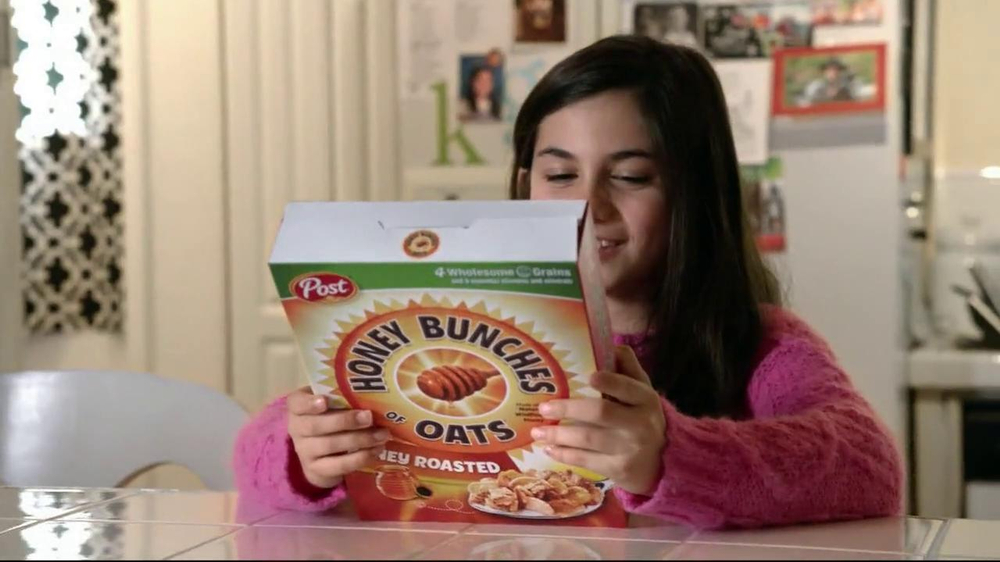 Post Foods Honey Bunches of Oats TV Spot - Screenshot 4