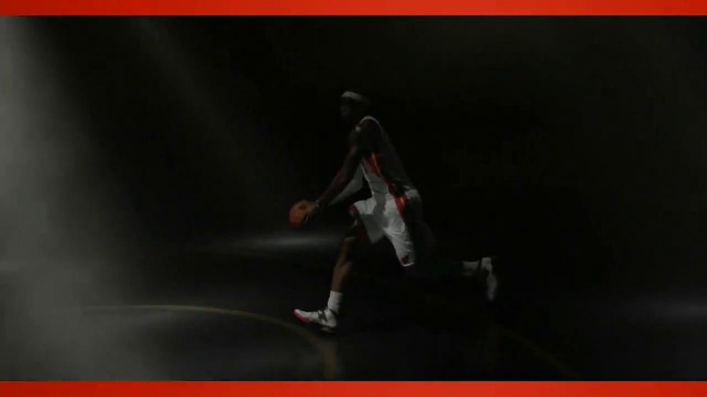 NBA 2K14 TV Spot Featuring LeBron James, Song by KRS-One - Screenshot 6