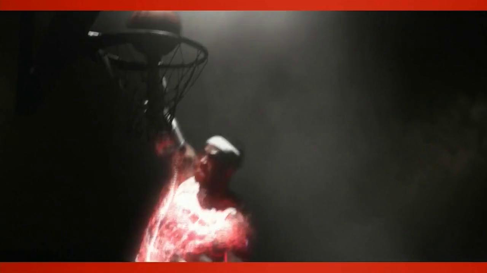 NBA 2K14 TV Spot Featuring LeBron James, Song by KRS-One - Screenshot 7