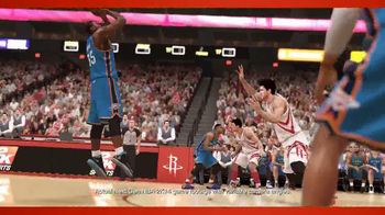 NBA 2K14 TV Spot Featuring LeBron James, Song by KRS-One - Thumbnail 8