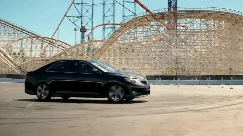 Toyota Camry TV Spot, 'Thrill Ride' - Screenshot 8