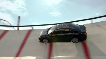 Toyota Camry TV Spot, 'Thrill Ride' - Thumbnail 6