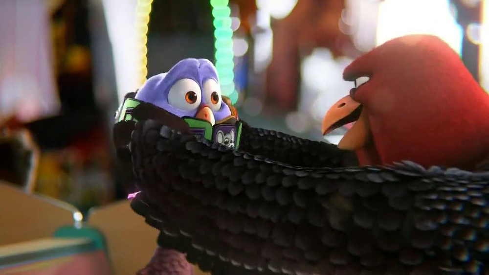 Chuck E. Cheese's Wristbands TV Spot, 'Free Birds' - Screenshot 7