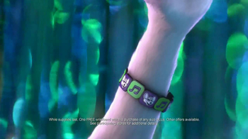 Chuck E. Cheese's Wristbands TV Spot, 'Free Birds' - Thumbnail 2