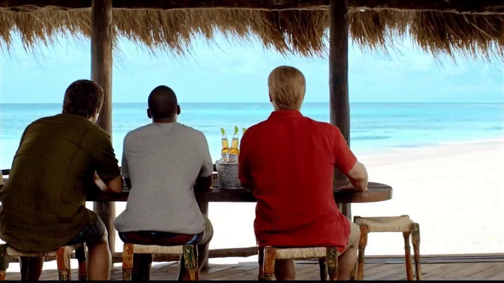 Corona Extra TV Spot Featuring Jon Gruden - Screenshot 1