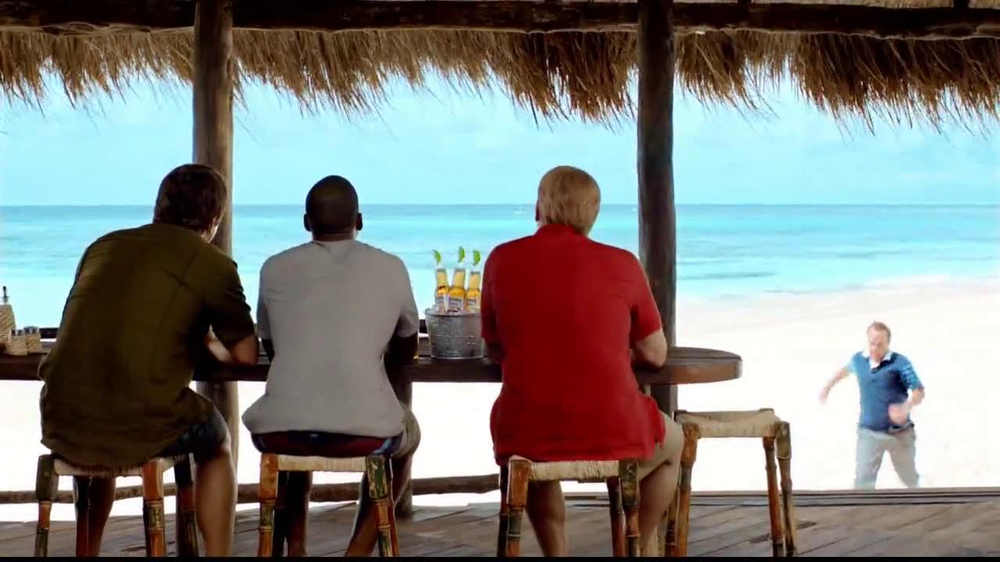Corona Extra TV Spot Featuring Jon Gruden - Screenshot 2