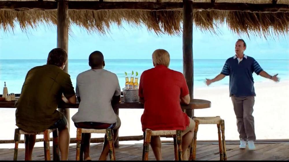 Corona Extra TV Spot Featuring Jon Gruden - Screenshot 3