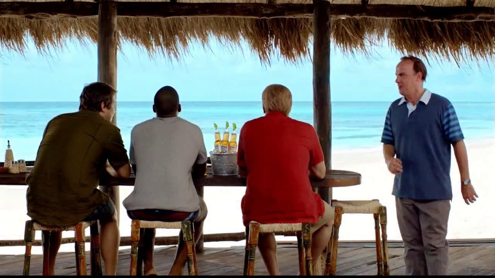 Corona Extra TV Spot Featuring Jon Gruden - Screenshot 4