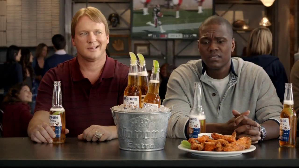 Corona Extra TV Spot Featuring Jon Gruden - Screenshot 9