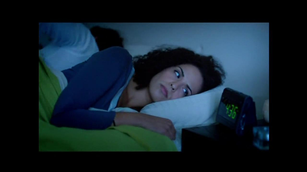Sleep Number Dual Temp TV Spot, 'Too Hot or Too Cool' - Screenshot 2