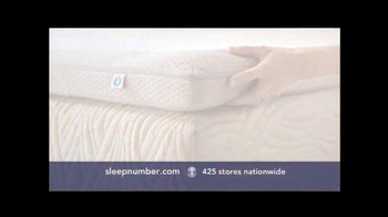 Sleep Number Dual Temp TV Spot, 'Too Hot or Too Cool' - Thumbnail 5