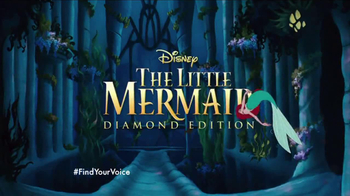 The Little Mermaid Blu-ray and Digital HD TV Spot - Thumbnail 2