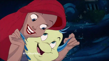 The Little Mermaid Blu-ray and Digital HD TV Spot - Thumbnail 3