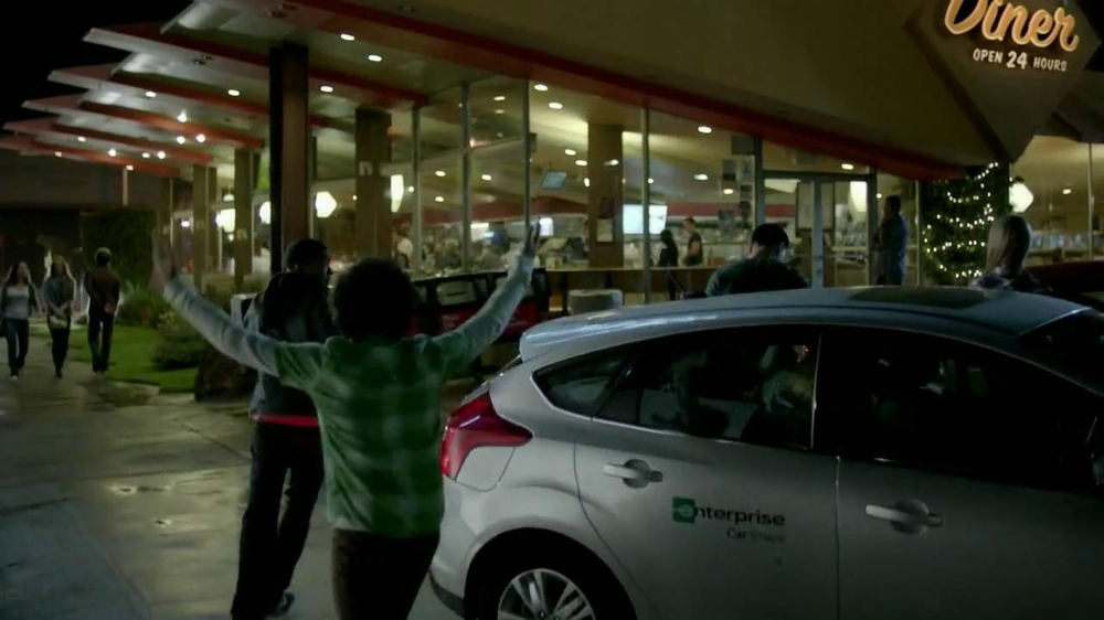 Enterprise Car Share TV Commercial, Song By Rusted Root