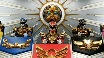 Power Rangers Megaforce Gosei Ultimate Megazords TV Spot