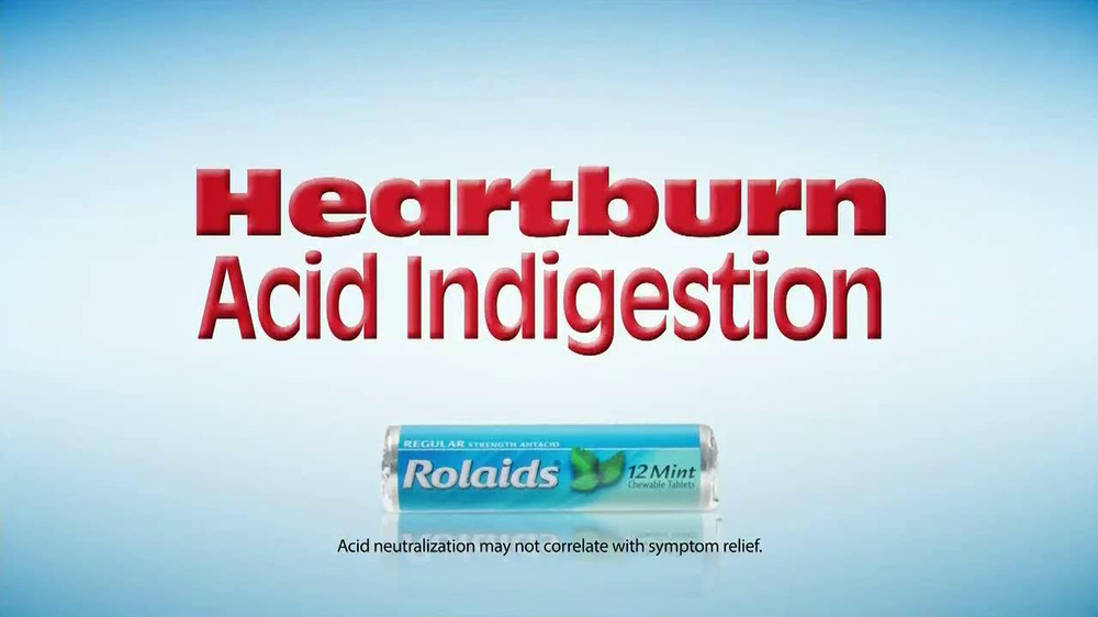 Rolaids TV Spot, 'How do You Spell Relief?' - Screenshot 5