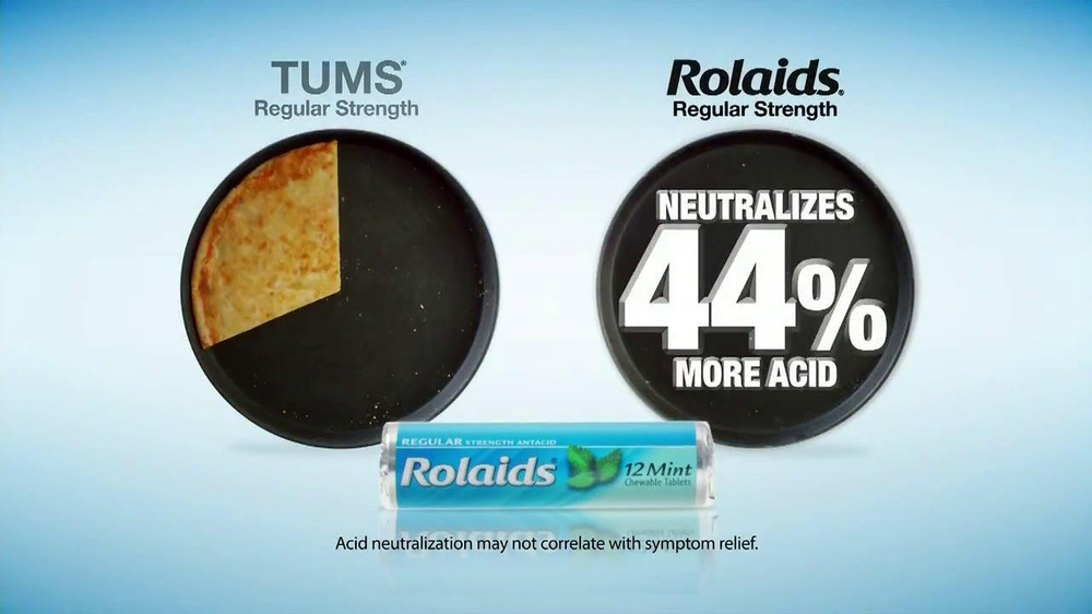 Rolaids TV Spot, 'How do You Spell Relief?' - Screenshot 6
