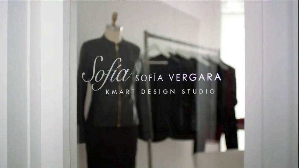 Kmart Sofia Vergara Collection TV Spot, 'Design Studio' - Screenshot 1