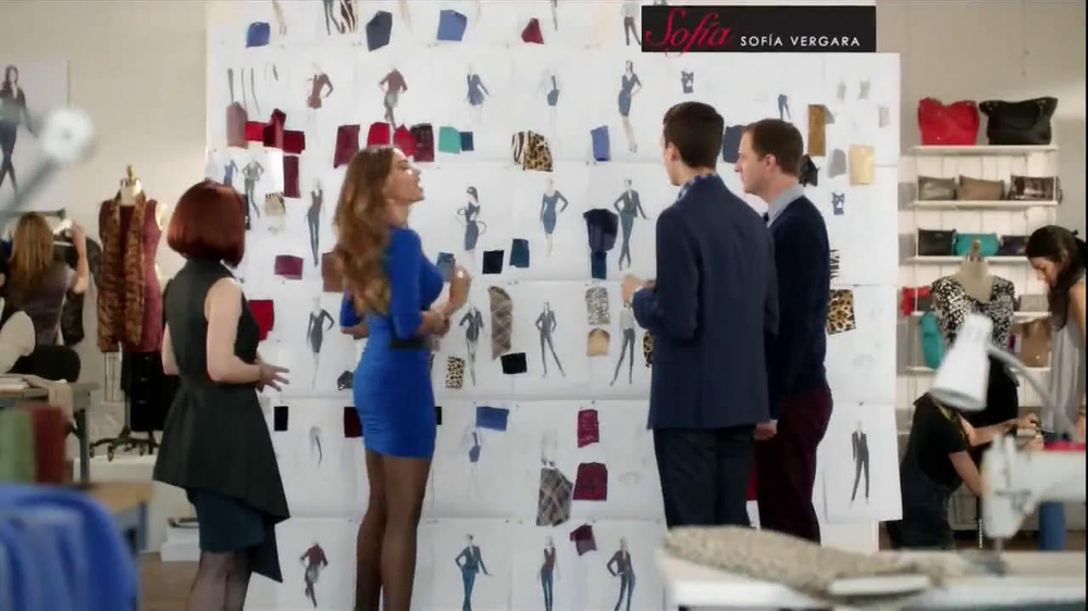 Kmart Sofia Vergara Collection TV Spot, 'Design Studio' - Screenshot 3
