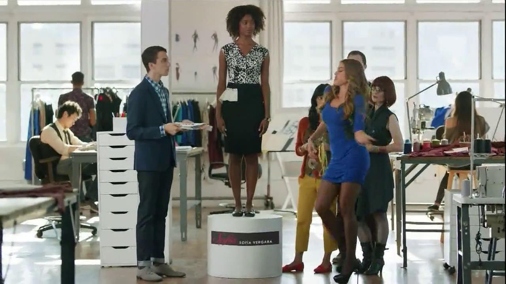 Kmart Sofia Vergara Collection TV Spot, 'Design Studio' - Screenshot 5