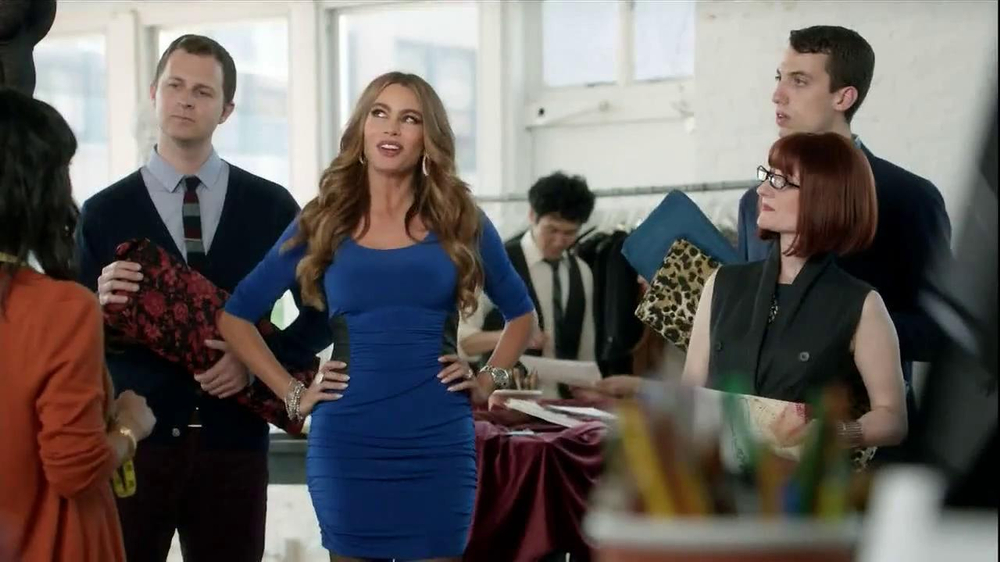 Kmart Sofia Vergara Collection TV Spot, 'Design Studio' - Screenshot 9
