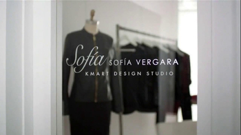 Kmart Sofia Vergara Collection TV Spot, 'Design Studio' - Thumbnail 1