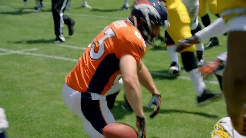Old Spice TV Spot, 'Absent' Featuring Wes Welker - Screenshot 2