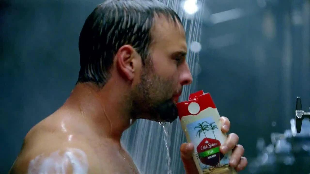 Old Spice TV Spot, 'Absent' Featuring Wes Welker - Screenshot 3