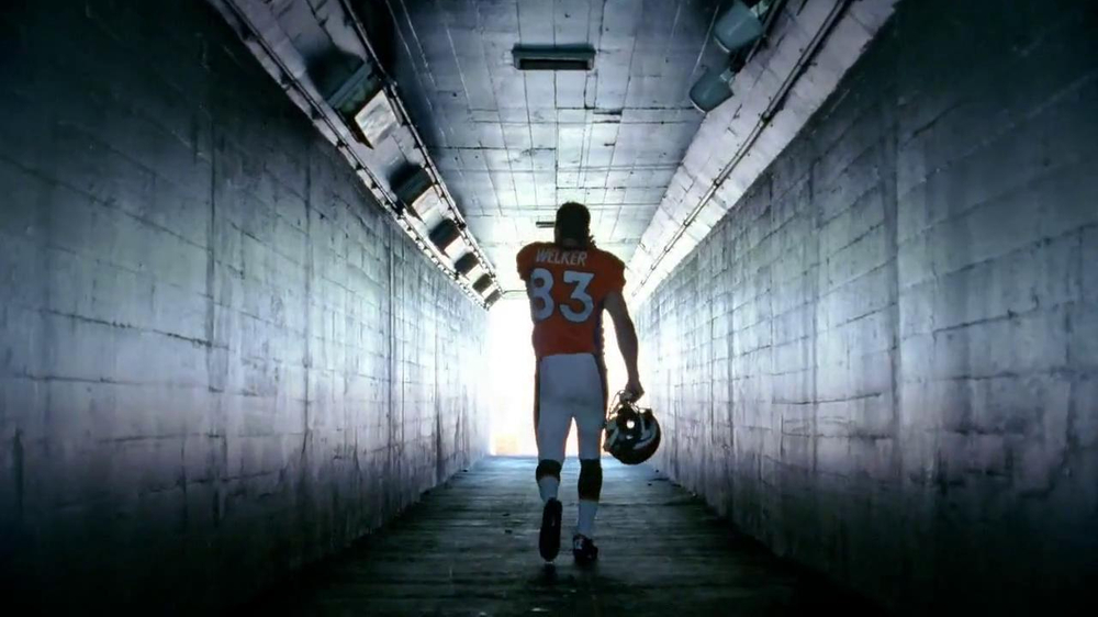 Old Spice TV Spot, 'Absent' Featuring Wes Welker - Screenshot 6