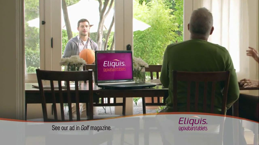 ELIQUIS TV Spot, 'Reasons' - Screenshot 7