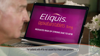 ELIQUIS TV Spot, 'Reasons' - Thumbnail 4