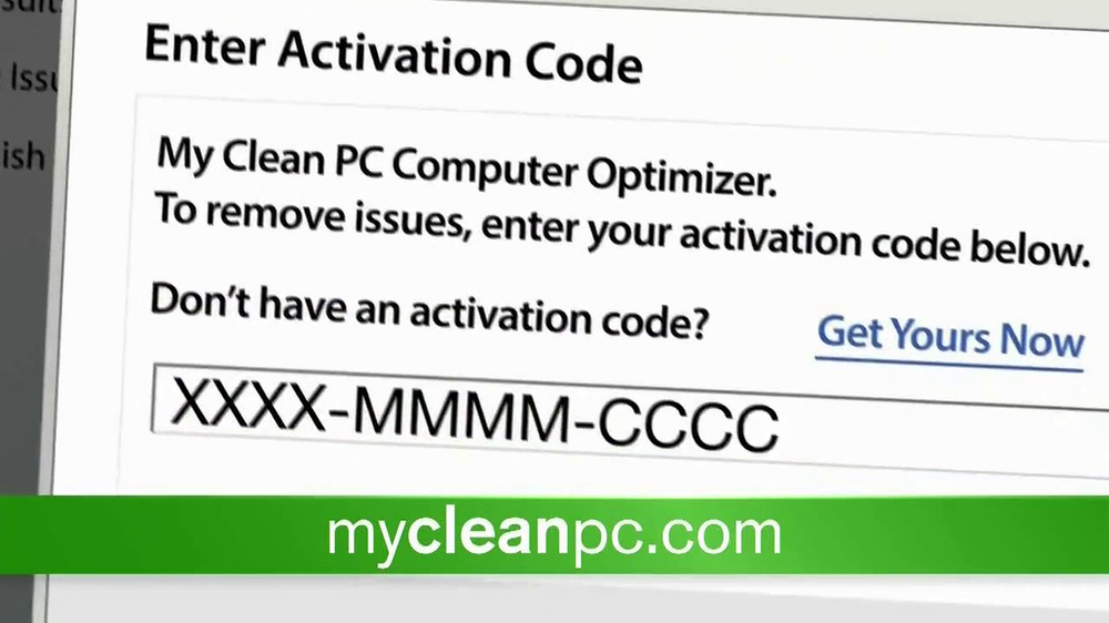 My Clean PC TV Spot, 'Clean Your Computer' - Screenshot 5