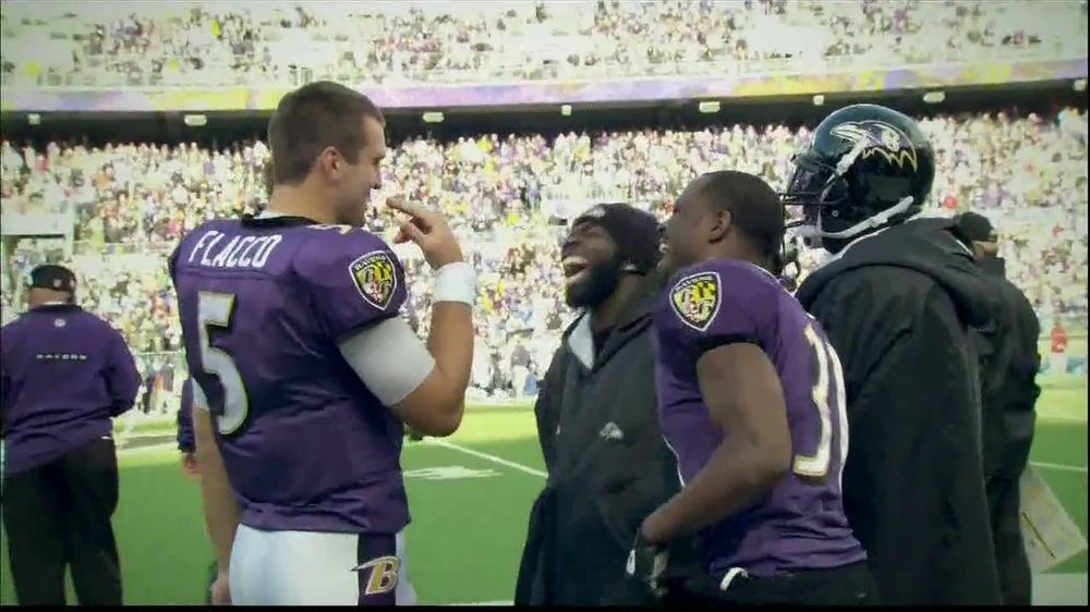 McDonald's Mighty Wings TV Spot, 'Lip Read' Ft Joe Flacco, Colin Kaepernick - Screenshot 4
