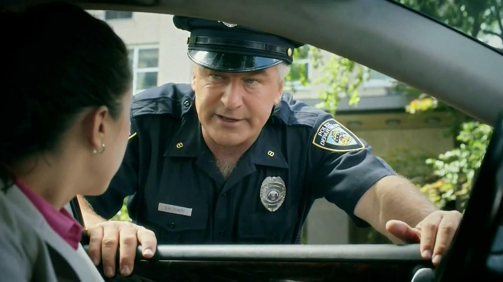 Capital One Venture Card TV Spot, 'Cops' Featuring Alec Baldwin ...