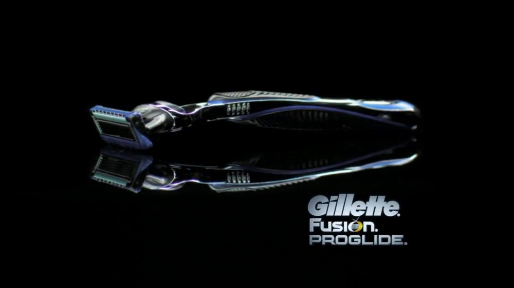 Gillette Fusion ProGlide TV Spot Feat. Clay Matthews, Victor Cruz - Screenshot 7