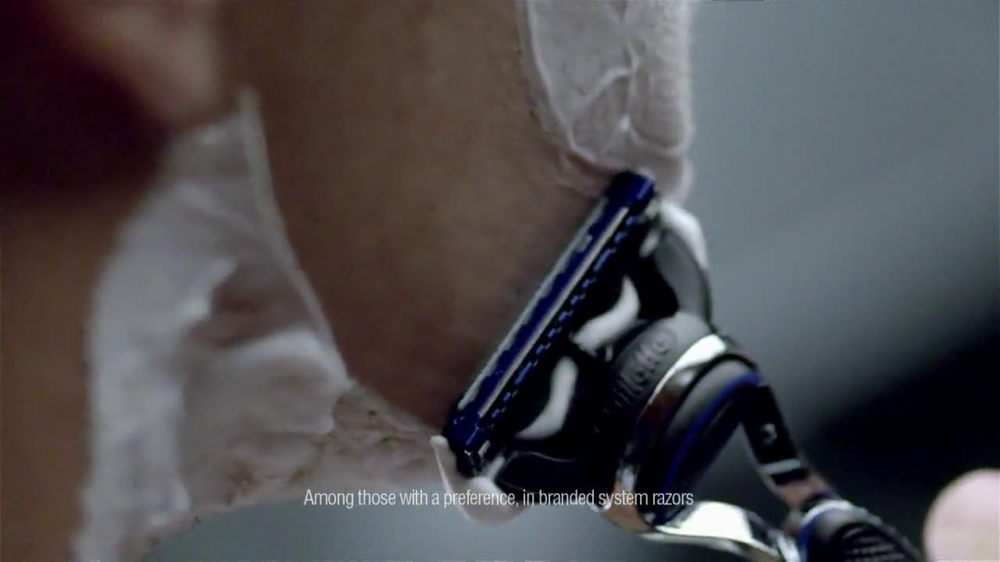 Gillette Fusion ProGlide TV Spot Feat. Clay Matthews, Victor Cruz - Screenshot 9