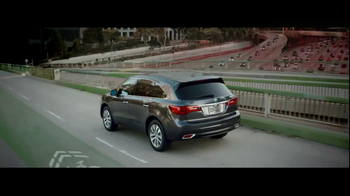 2014 Acura MDX TV Spot, 'The Clear Path'