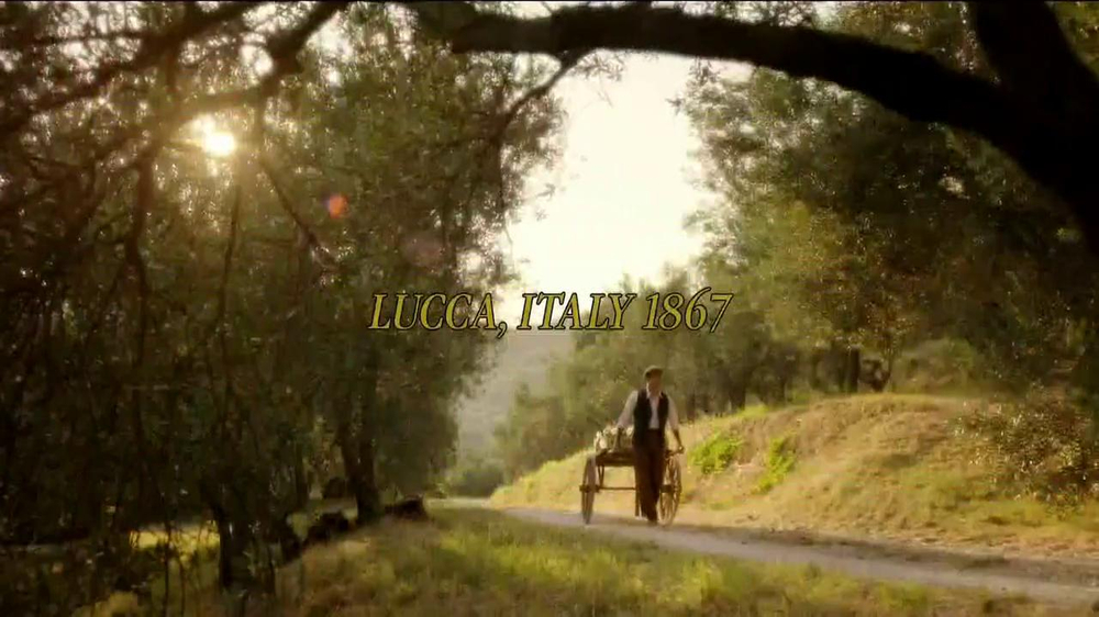 Filippo Berio TV Spot, 'Italy, 1867' - Screenshot 1